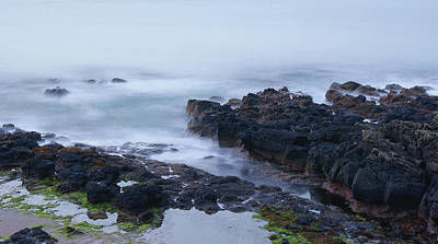 Photograph - Portmore Rock Pools. by Colin Clarke