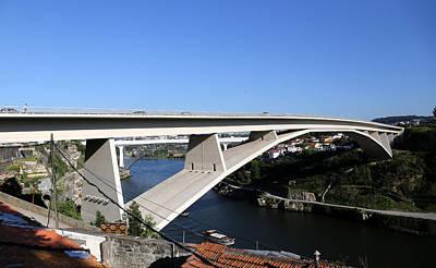 Photograph - Porto 1 by Andrew Fare