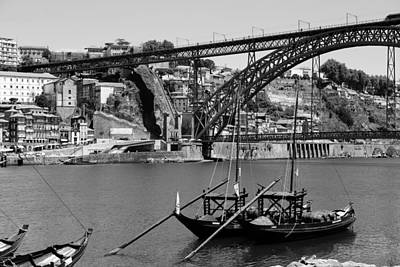 Photograph - Porto 10b by Andrew Fare