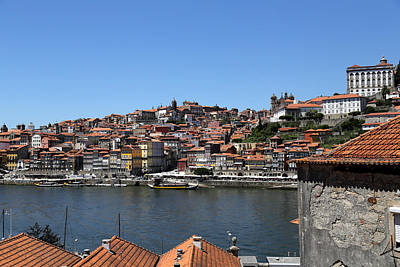 Photograph - Porto 13 by Andrew Fare