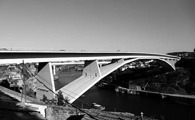 Photograph - Porto 1b by Andrew Fare
