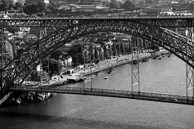 Photograph - Porto 2b by Andrew Fare