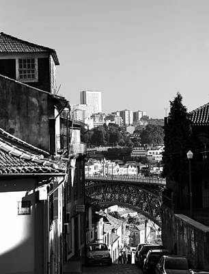 Photograph - Porto 5b by Andrew Fare
