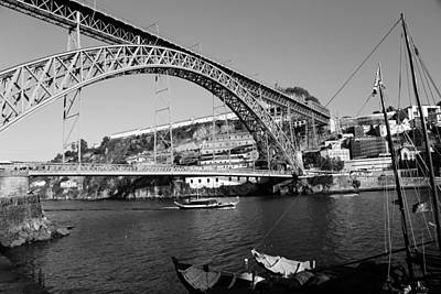 Photograph - Porto 7b by Andrew Fare