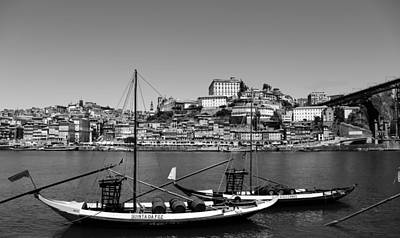 Wine Barrel Photograph - Porto 8b by Andrew Fare