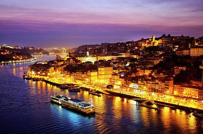 Photograph - Porto by Fabrizio Troiani