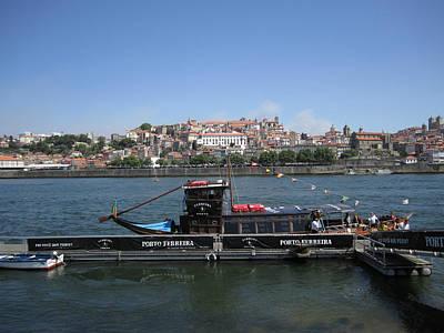 Photograph - Porto Ferreira II Portugal by John Shiron