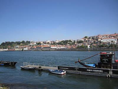 Photograph - Porto Ferreira Portugal by John Shiron