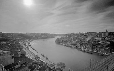 Photograph - Porto Finally Sees The Sun by Bruno Rosa