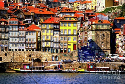 Photograph - Porto Harbor by Rick Bragan