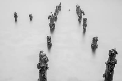 Photograph - Porto Hidden Peer  by Bruno Rosa