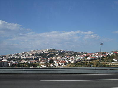 Photograph - Porto Highway Portugal by John Shiron
