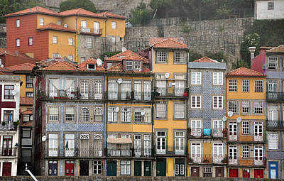 Photograph - Porto Neighbors by Allan Rothman