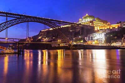 Photograph - Porto Portugal # 7 by Mariusz CZAJKOWSKI