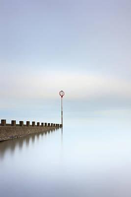 Photograph - Portobello Long Exposure by Grant Glendinning
