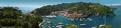 Photograph - Portofino Italy by Al Hurley