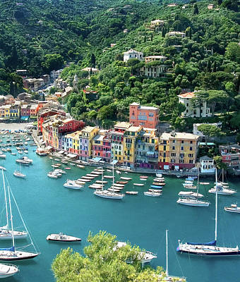 Photograph - Portofino 3 by Al Hurley