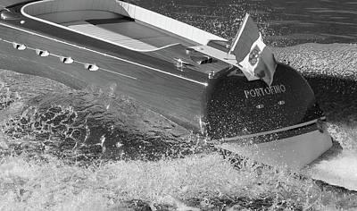 Photograph - Portofino 5 by Steven Lapkin