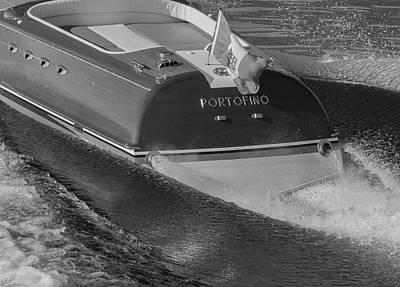 Photograph - Portofino 6 by Steven Lapkin