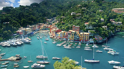 Photograph - Portofino by Al Hurley