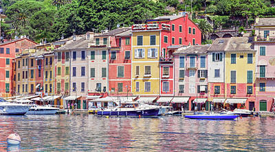 Photograph - Portofino by Keith Armstrong