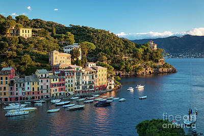 Photograph - Portofino Morning by Brian Jannsen
