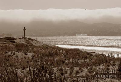 Photograph - Portola's Signal by James B Toy