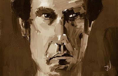 Digital Art - Portrait - 07oct2017 by Jim Vance