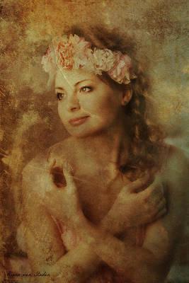 Digital Art - Portrait 44 by Riana Van Staden