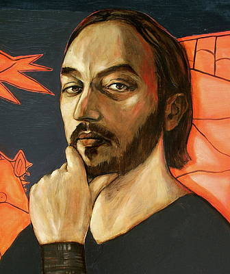 Painting - Portrait by Jovana Kolic