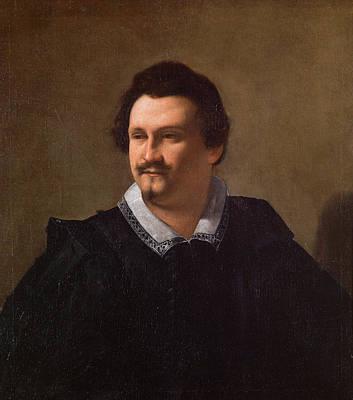Caravaggio Painting - Portrait Of A Gentleman by Caravaggio