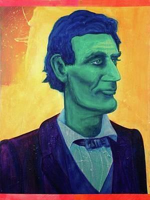 Portrait Of A Giant-killer Original by Amanda Welch