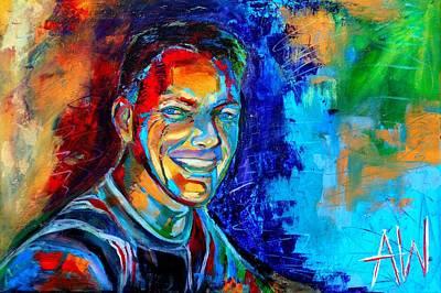 Portrait Of A Man Original