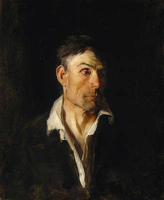 Painting - Portrait Of A Man  by Frank Duveneck