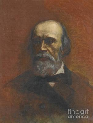 Henryk Painting - Portrait Of A Man Said To Be Walerjan by MotionAge Designs