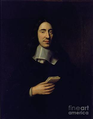Painting - Portrait Of A Man by Celestial Images