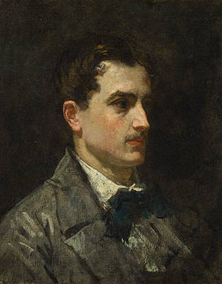 Painting - Portrait Of Antonio Proust by Edouard Manet