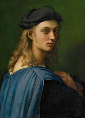 Painting - Portrait Of Bindo Altoviti by Raphael