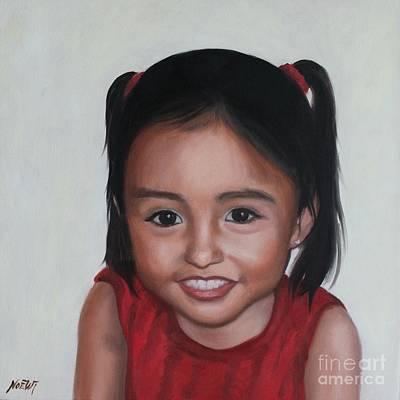 Portrait Of Camila Original