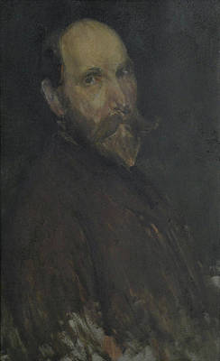 Whistler Painting - Portrait Of Charles Lang Freer by James Abbott McNeill Whistler
