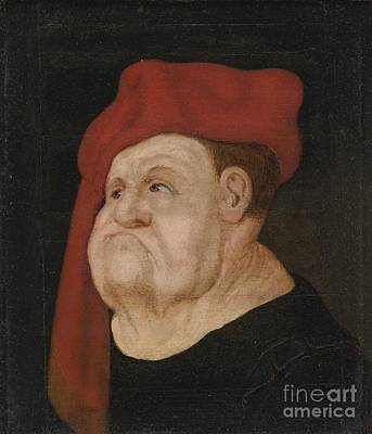 Painting - Portrait Of Claus Narr Von Ranstedt by Celestial Images