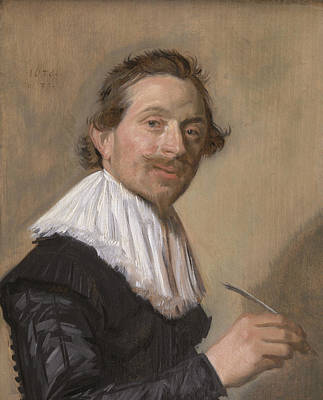 Painting - Portrait Of Jean De La Chambre by Frans Hals