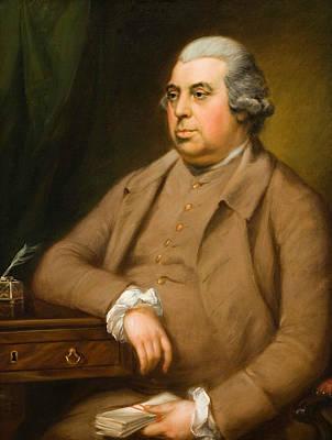 Painting - Portrait Of John Thornton Esq by Thomas Gainsborough