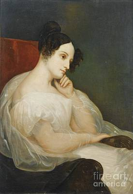 Duchess Painting - Portrait Of Marie-josephine Souham by Celestial Images