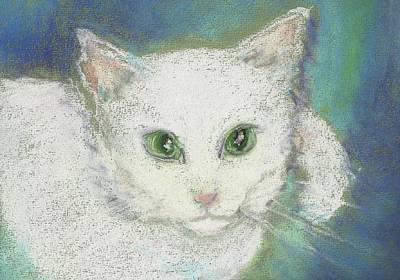Drawing - Portrait Of Misty by Denise Fulmer