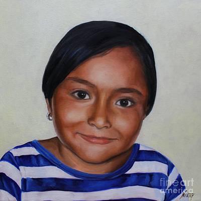 Portrait Of Natasha Original