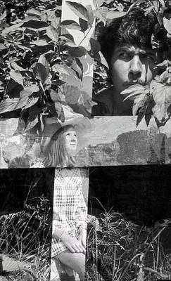 Photograph - Portrait Of Photographer Tom Burger by Michael Rutland