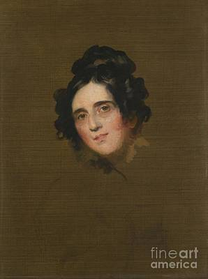 P.r Painting - Portrait Of Susan by MotionAge Designs