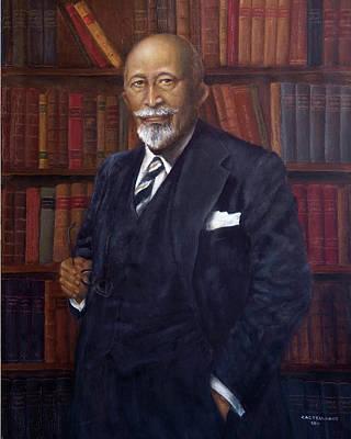 Portrait Of W. E. B. Dubois Original
