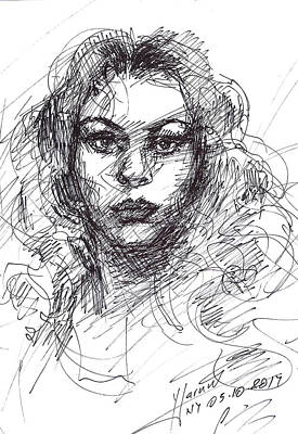 Portrait Sketch  Original